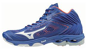 Волейбольные кроссовки Mizuno Wave Lightning Z5 Mid v1ga1905-00, фото 2