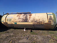 Железнодорожный котёл цистерна  86 м куб