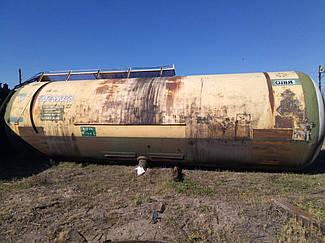 Залізничний котел цистерна 86 м куб