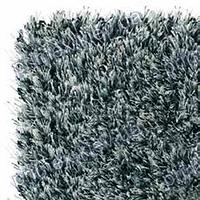 Ковер для дома Opal Cosy uni цвет black-silver grey