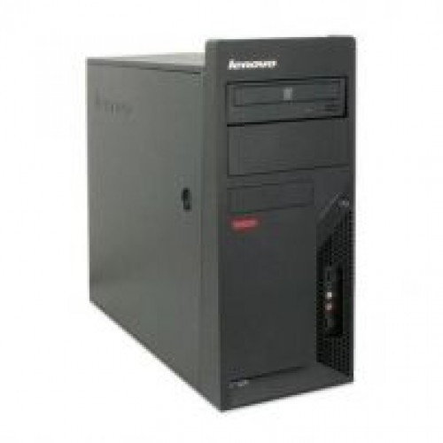 Системный блок Lenovo ThinkCentre M57 Mini tower-Intel Pentium E5200-2.5GHz-2Gb-DDR2-HDD-160Gb-DVD-R