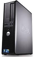 Системный блок Dell OptiPlex 320 Desktop-Intel Celeron D347-3.06GHz-1Gb-DDR2-HDD-80Gb-DVD-R- Б/У