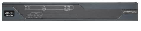 Маршрутизатор Cisco 861- Б/У