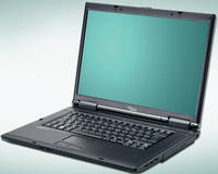 Ноутбук Fujitsu ESPRIMO Mobile V5505-Intel Core 2 Duo T5250-1.5GHz-1Gb-DDR2-80Gb-HDD-W15.6-DVD-R