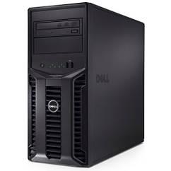 Сервер DELL POWEREDGE T110-Intel Pentium G6950-2,8GHz-4Gb-DDR3-2x250Gb-DVD-R- Б/У