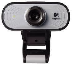 Веб-камера Logitech С100 (V-U0013)- Б/У