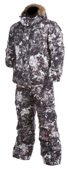 """Зимний костюм для рыбалки и охоты -40* Усиленная Алова """"Медведь"""" на мембране"""