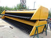 Жатка для уборки подсолнечника ЖСН - 9м с польским приводом