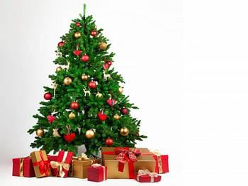 Новогодние елки и сосны искуственные