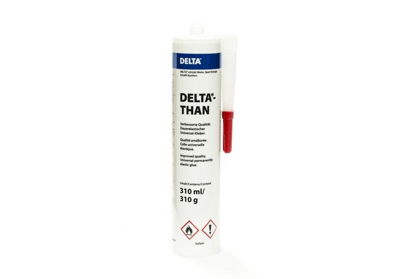 Универсальный клей для соединения гидроизоляционных плёнок Dorken DELTA®-THAN 310мл (1352)