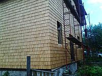 Деревянные фасады ручной работы