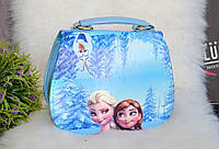 Сумочка Frozen Холодное Сердце Голубая, фото 1