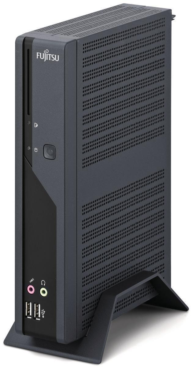Тонкый клієнт Fujitsu FUTRO S550 usff-AMD Sempron 2100+-1,0 GHz-2Gb-DDR2-4Gb Flash - Б/У