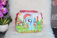Розовая детская сумочка Май Литл Пони, фото 1