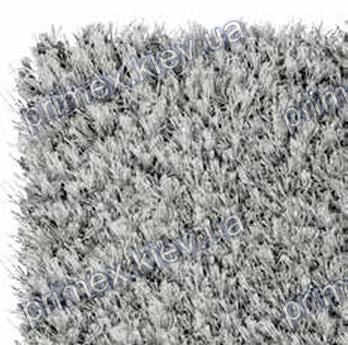 Килимок для будинку Opal Cosy uni колір silver grey-white