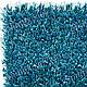 Ковер для дома Opal Cosy uni цвет blue двухцветный, фото 6