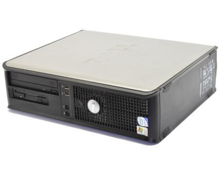 Системный блок Dell OptiPlex 320 Desktop-Intel Celeron 420-1.60GHz-1Gb-DDR2-HDD-80Gb-DVD-R- Б/У