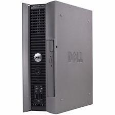 Системний блок Dell OptiPlex 745 USFF-Intel C2D-E6300-1,86GHz-2Gb-DDR2-HDD-80Gb-DVD-R- Б/У