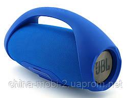 JBL Boombox Big super bass копія, блютуз колонка, синя, фото 2