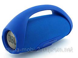 JBL Boombox Big super bass копія, блютуз колонка, синя, фото 3