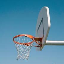 Кільця баскетбольні щити