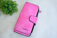 Женский розовый кошелек Baellerry forrever., фото 1