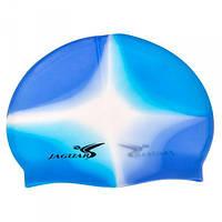 Шапочка для плавання Jaguar, Dolvor 409,805 силікон, 1шт., фото 1