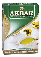 Зелений чай Akbar (Акбар) Green Tea 100 гр.