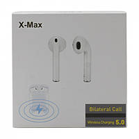 Bluetooth наушники Apple AirPods X - MAX с сенсором 552afa9b7a1a1