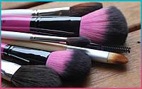 Кисті для макіяжу: базовий набір