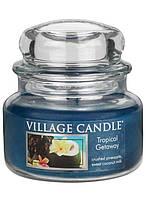 Свеча ароматическая Тропические Гавайи Village Candle 262 г