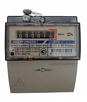 Счетчик электроэнергии (электросчетчик) однофазный ЦЭ6807Б-U К 1 220В 5-60А М6Р5.1