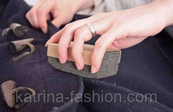 как вывести пятно с пальто