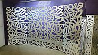 Интерьерная перегородка, ширма для дома, декоративная панель, деревянные экраны, фото 1