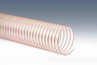Шланг полиуретновый аспирационный ПУР 1.5 мм (повышенная стойкость к абразиву)