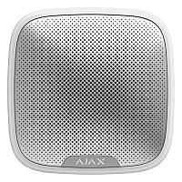 Ajax HomeSiren Original – Беспроводная домашняя сирена (White), фото 1