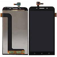 Дисплей Asus ZenFone Max (ZC550KL/Z010/Z010DA ) с сенсором, черный