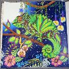 Раскраска антистресс Удивительные джунгли Книга для творчества и вдохновения (мягк переплет) , фото 2