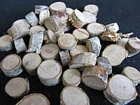 Спилы веточек дерева, 45 шт (25/22) (цена за 1 шт. + 3 гр.)