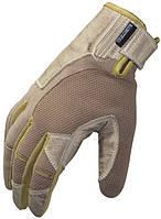 Мотоперчатки Trilobite 1943 Comfee чоловічі бежеві, XL, фото 1