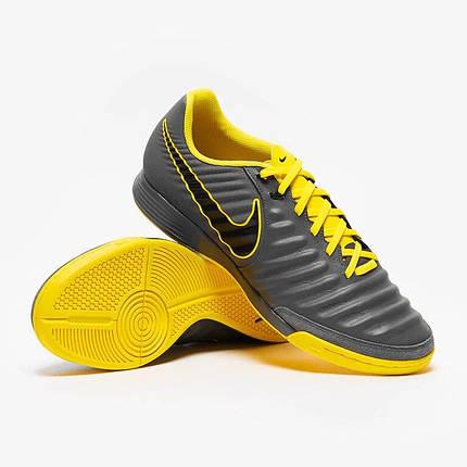 Футзалки Nike TiempoX Legend VII Academy IC AH7244-070 (Оригинал), фото 2