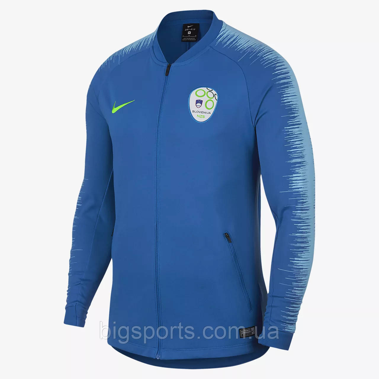 Ветровка муж. Nike Svn M Nk Anthm Fb Jkt (арт. 893604-465)