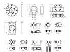 Гидравлические цилиндры WINMAN W1, W2, W3, W4, W5, W6, W7, W8, W9, фото 3