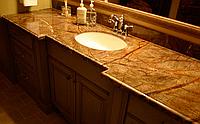 Мрамор Bidasar Brown Сляб 30мм мраморная плитка для ванной натуральный камень
