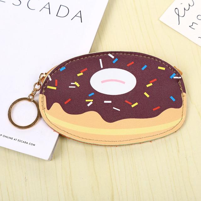 брелок-гаманець donut