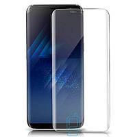 Защитное стекло 3D для Samsung Galaxy S8 G950 2017 (Прозрачное)