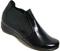 Туфли женские большого размера из натуральной кожи от производителя модель  В056 676e6e19610c1