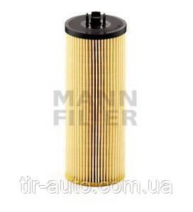 Фильтрующий элемент масляного фильтра MERCEDES ATEGO, ATEGO 2, ATRON, AXOR, AXOR 2 (MANN)