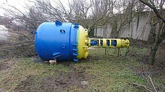 Реактор СЭРН эмалированный 4 м куб