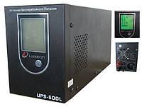 Бесперебойник Luxeon для котельного и другого оборудования (синусоидальный тип)